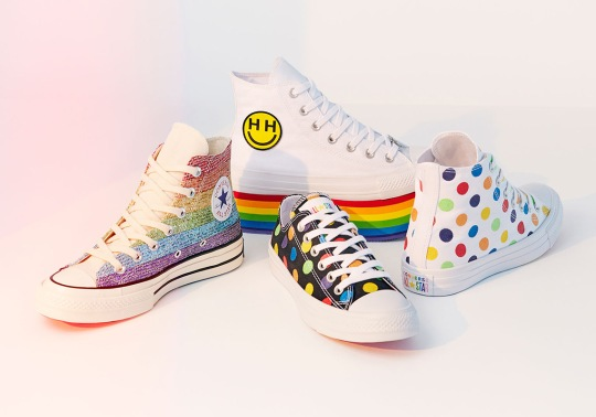 Converse Celebrates Pride Month With LBGTQ+ Community Partners