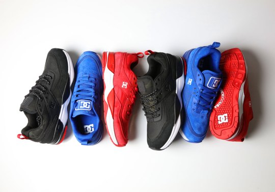 The DC Shoes E. Tribeka Will Release On June 6th