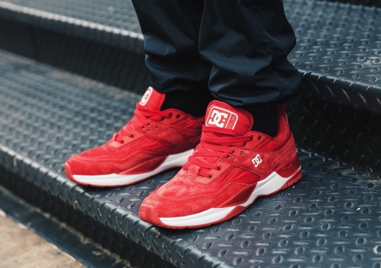 The DC Shoes E. Tribeka Is Available Now