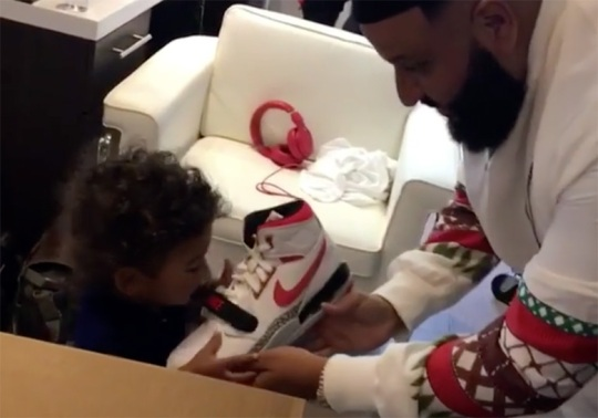 DJ Khaled Reveals Upcoming Don C x Jordan Legacy 312 Colorways