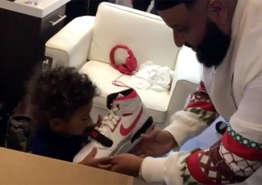 DJ Khaled Reveals Upcoming Don C x Jordan Legacy 312 Colorways
