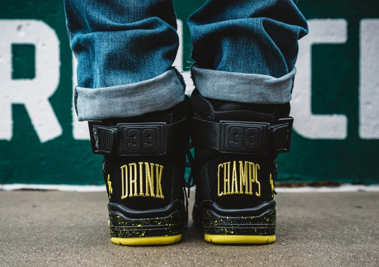 Drink Champs And Ewing Athletics Set To Release A 33 Hi Collaboration