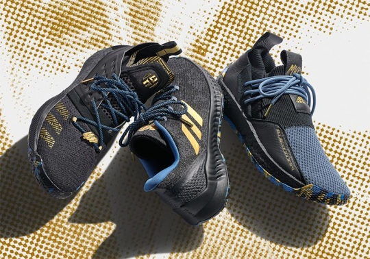 adidas Is Releasing Three MVP Shoes For James Harden