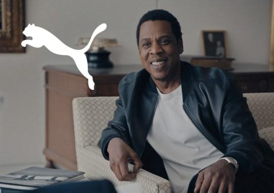 Jay-Z Named Puma Basketball Creative Director