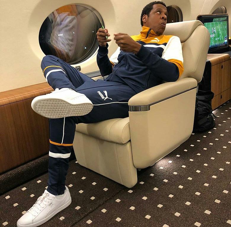 Jay-Z Named Puma Basketball Creative