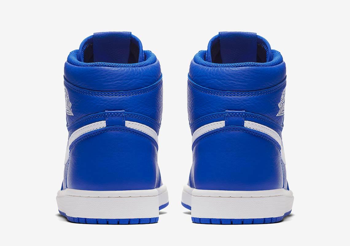 outlet store 0e3cf 547e8 Where To Buy  Air Jordan 1 Hyper Royal 555088-401   SneakerNews.com