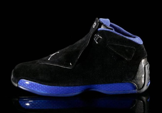Another Original Air Jordan 18 Colorway Is Returning This Year
