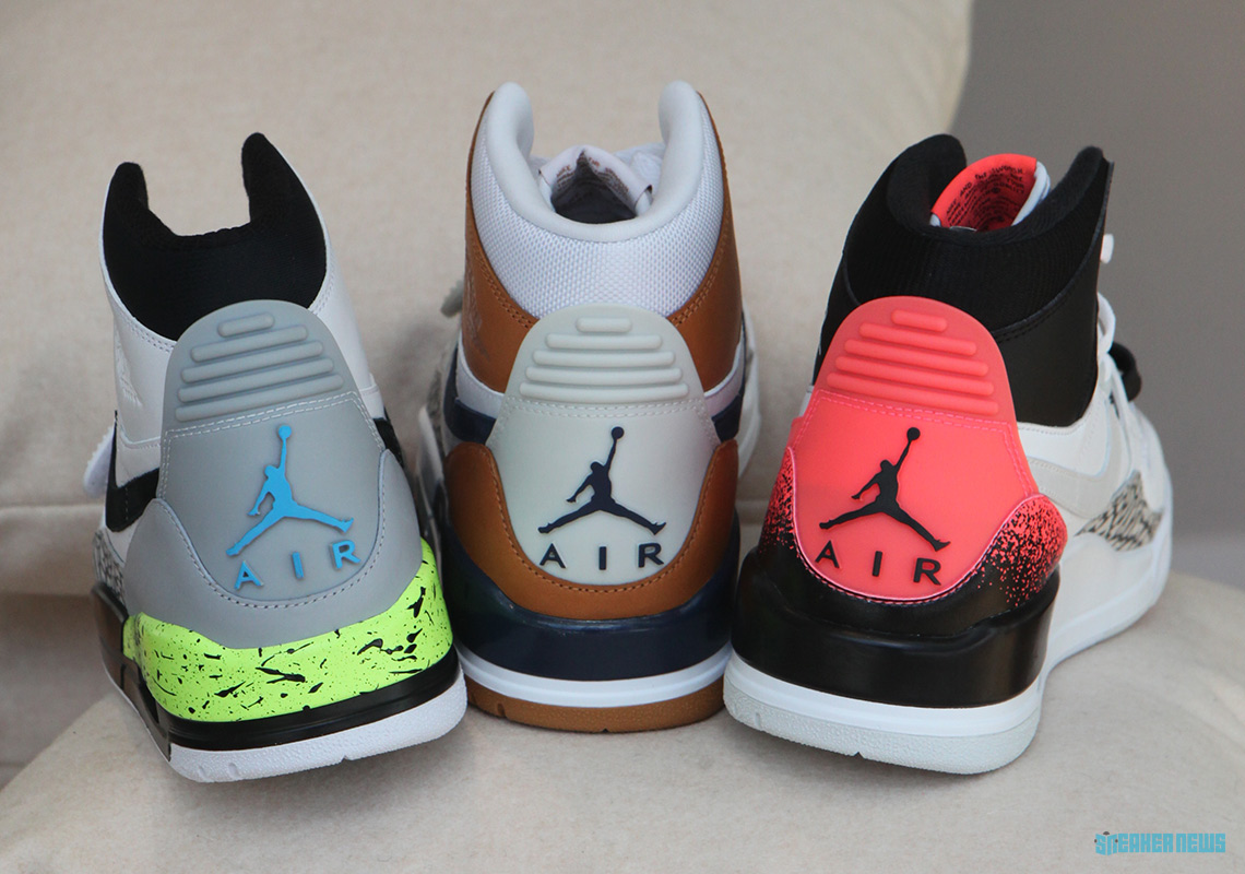 quality design 226fd a0899 Don C s Jordan Legacy 312 Recalls Nike Classics Of The Early 1990s