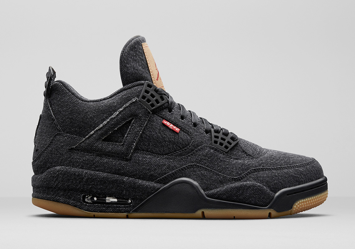 399203ab7d1b82 Stay tuned for the official release on June 30th at select Jordan Brand  retailers worldwide. Advertisement. Levi s x Air Jordan 4