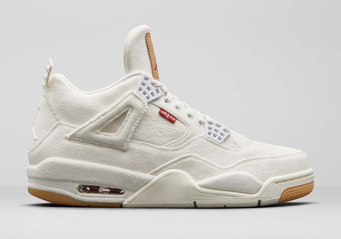 13bb0bdc6847 Levi s x Air Jordan 4. Release Date  June 30th