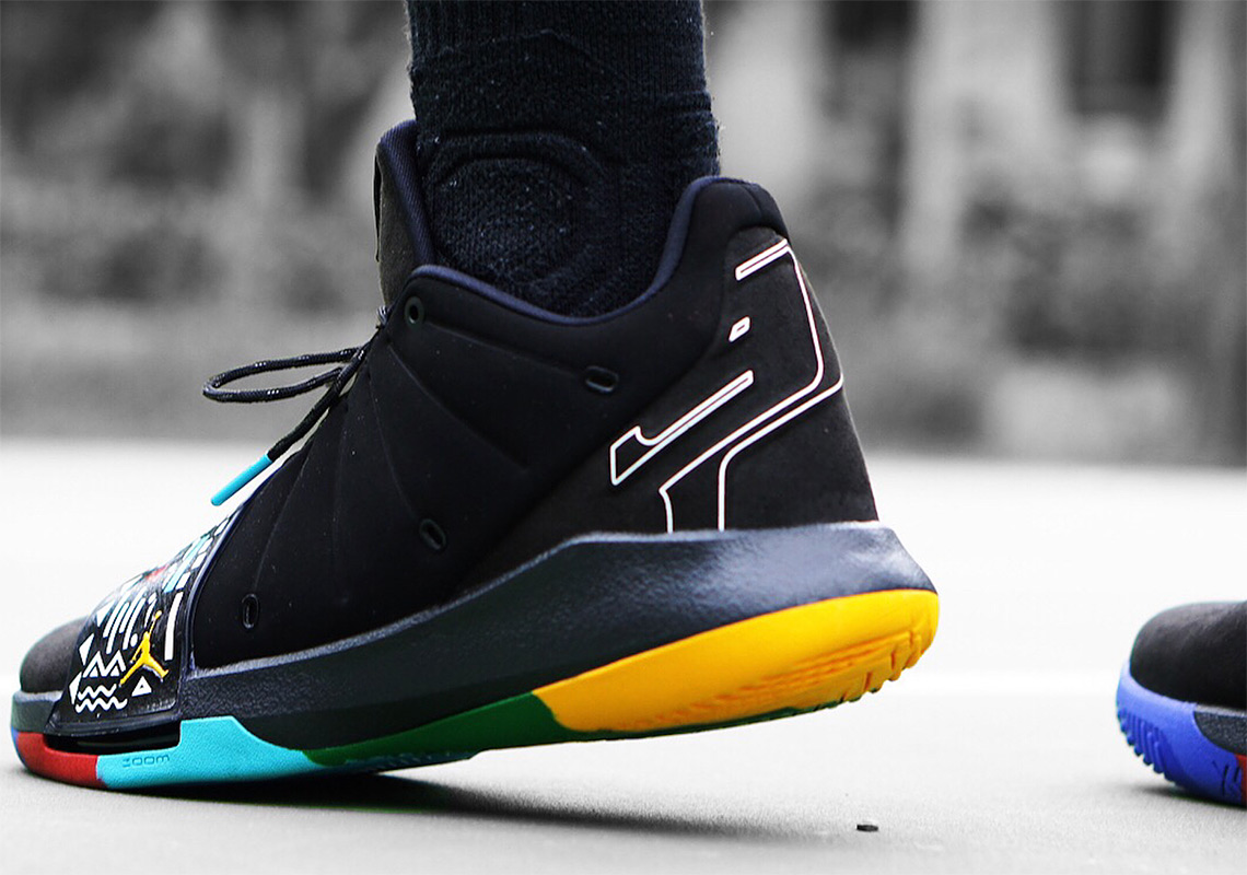 "Updated June 29th, 2018 The Jordan CP3.XI ""Martin"" is available now at  Foot Locker."