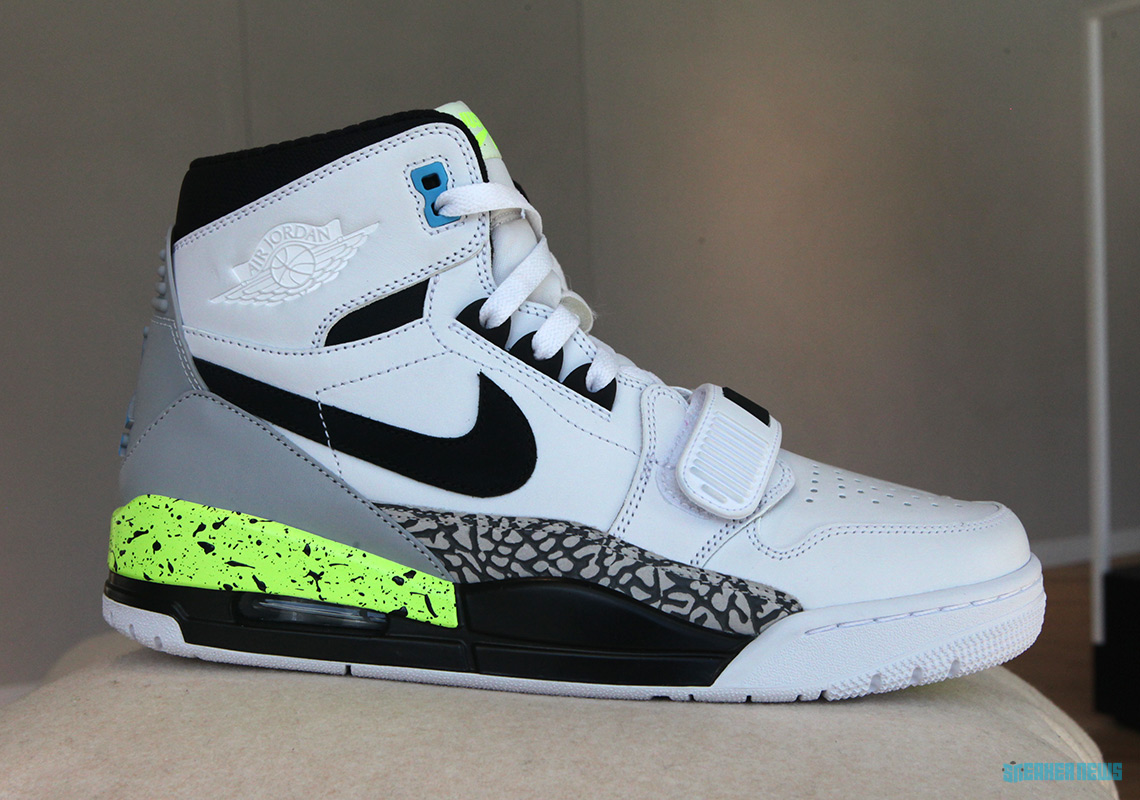 Just Don C Jordan Legacy 312 Nike Retro Pack | SneakerNews.com