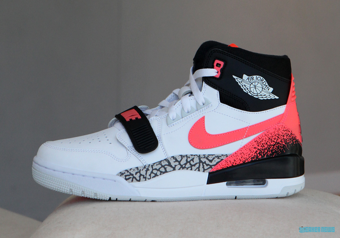 1b76486b39f Just Don C Jordan Legacy 312 Nike Retro Pack