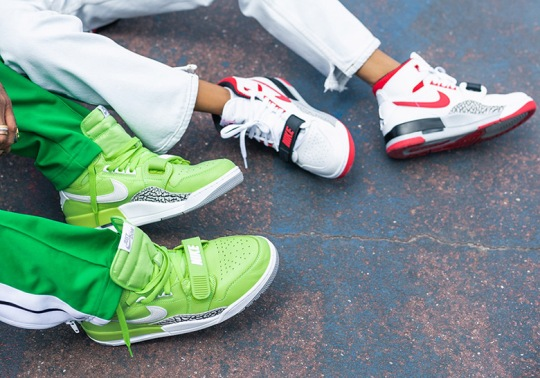 5 Facts To Know About Don C's Jordan Legacy 312