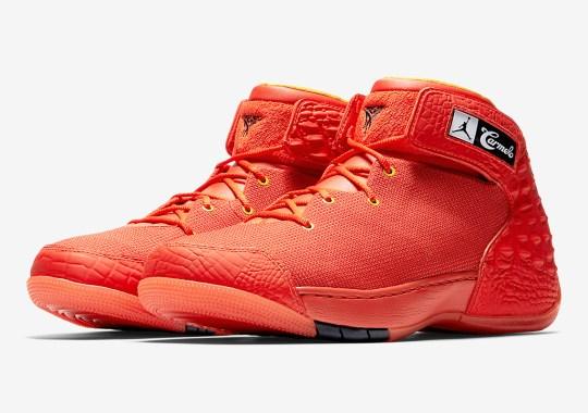 This Premium Jordan Melo 1.5 Is Coming Soon
