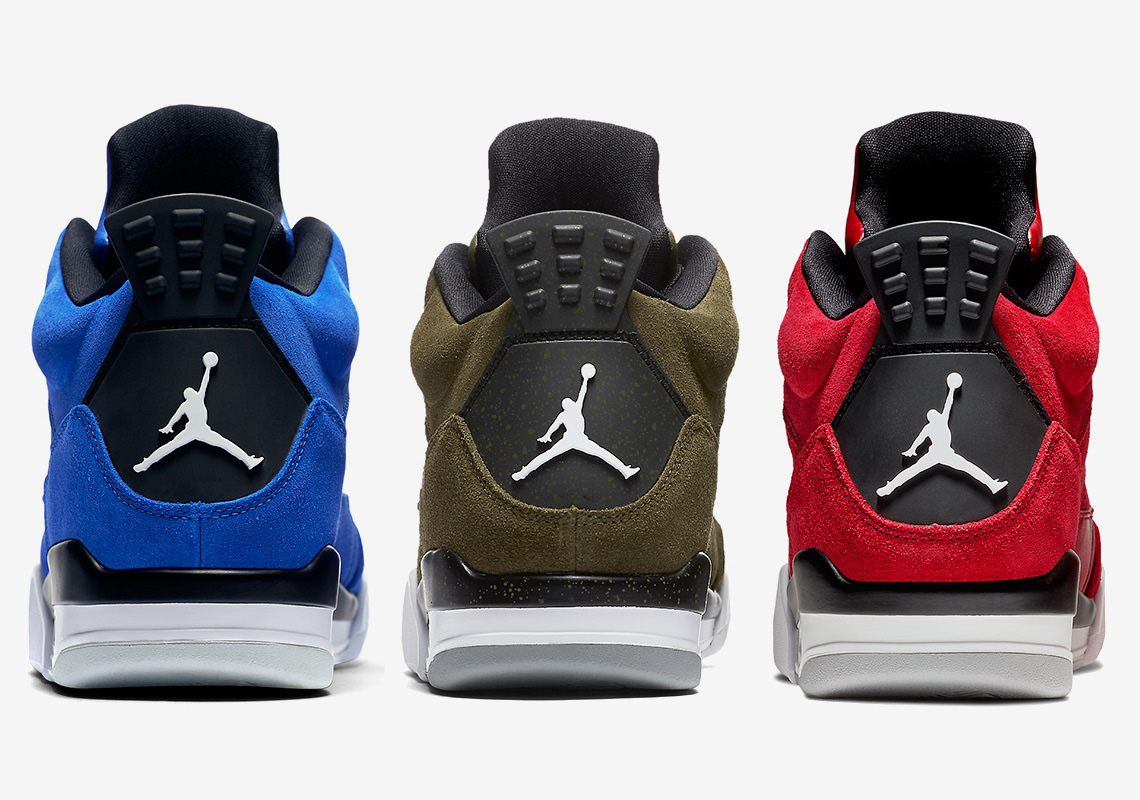 cheaper be468 fd7c9 Jordan Son Of Mars Low Suede Pack Available Now ...