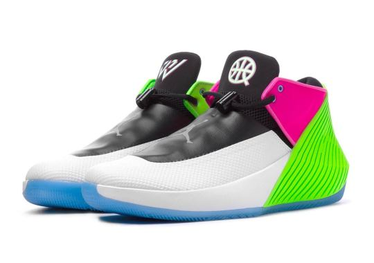 "The Jordan Why Not Zer0.1 ""Quai 54"" Releases On June 30th"