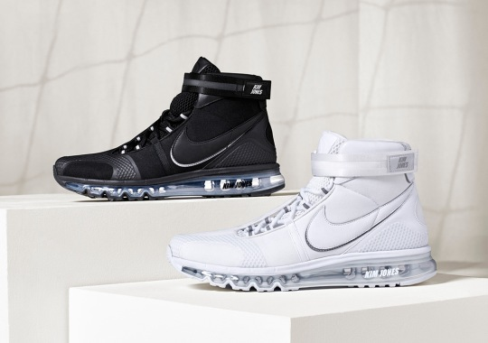 """Kim Jones Combined The Nike Air Max 97, Vandal, and Footscape For """"Football, Reimagined"""" Collection"""