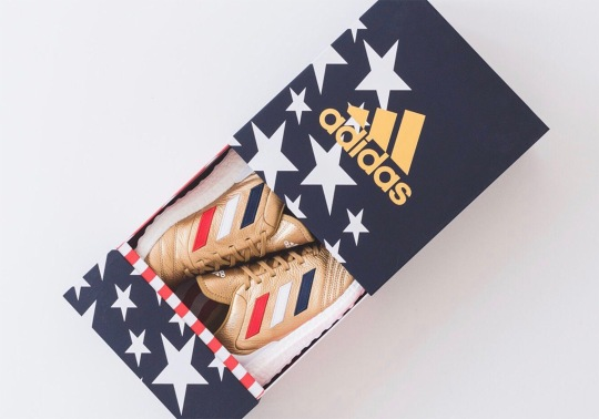 Ronnie Fieg Teases USA Inspired Collaboration With adidas Soccer
