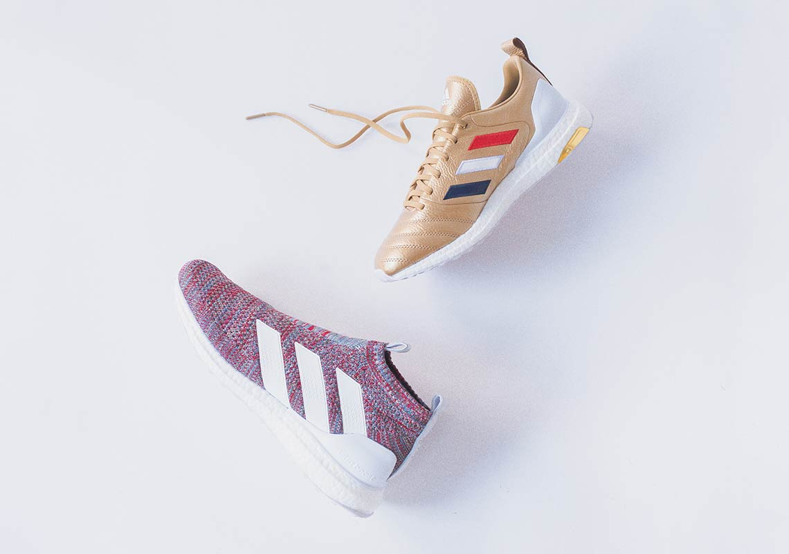 bc88db5ab31c2 Kith and adidas Made Team USA Shoes For World Cup