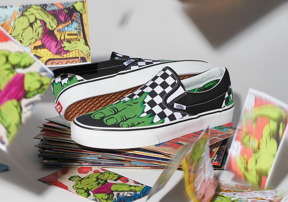 53196df5242384 Vans x Marvel Avengers Collection - Where to Buy