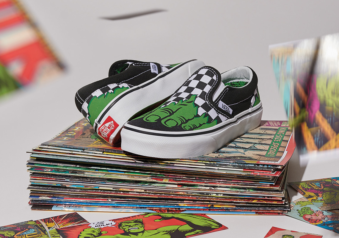 827618a92bbe99 Vans x Marvel Avengers Collection - Where to Buy