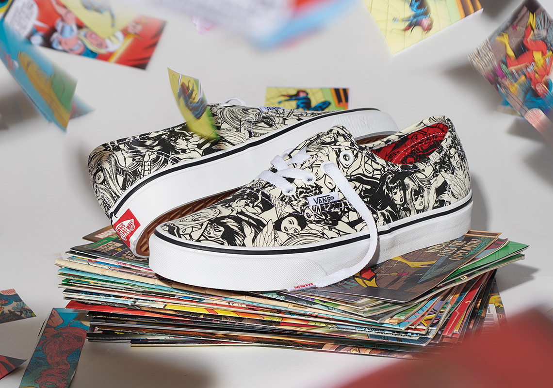 2223959e14 Vans x Marvel Avengers Collection - Where to Buy | SneakerNews.com