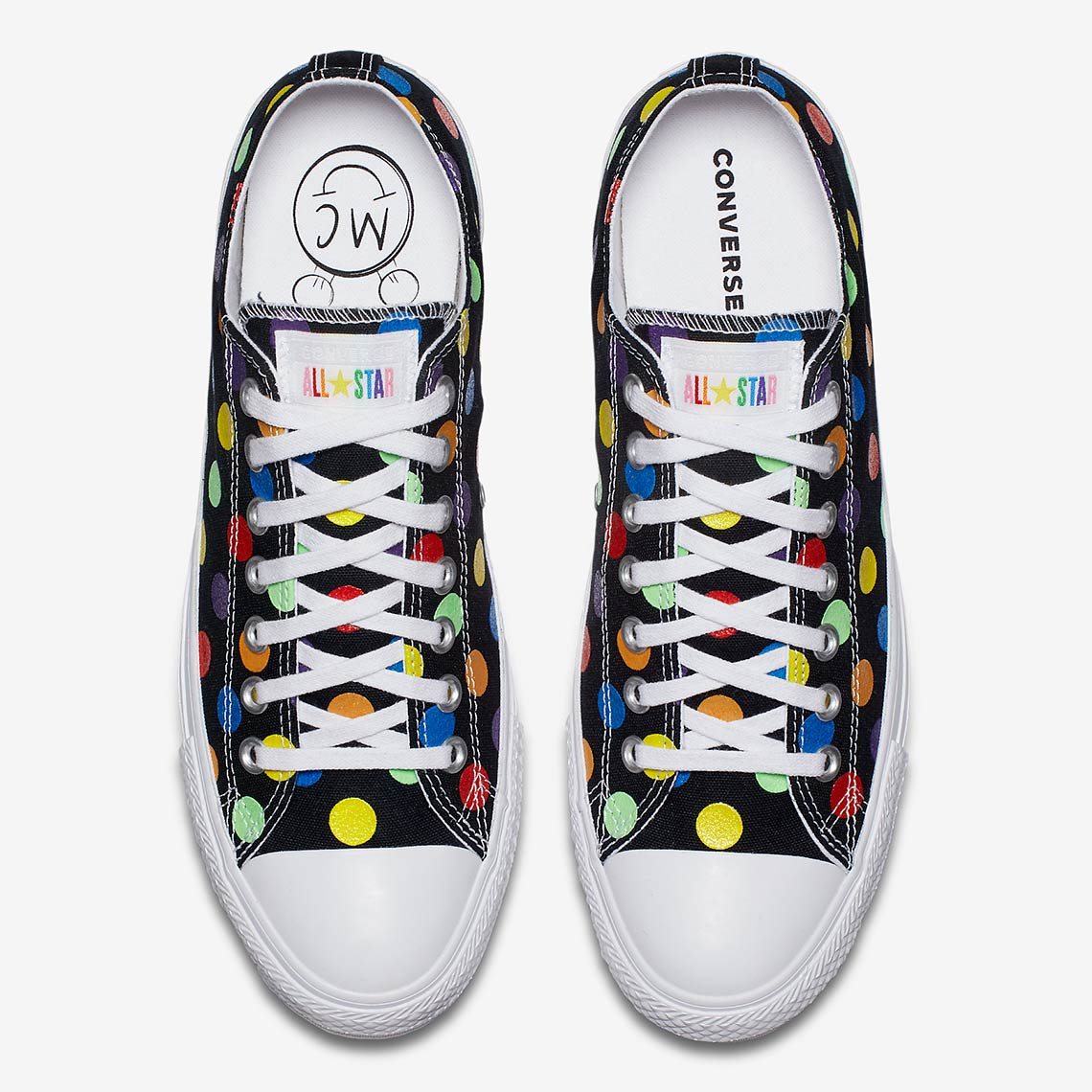 8c714160134fb4 Miley Cyrus x Converse Pride Collection Available Now