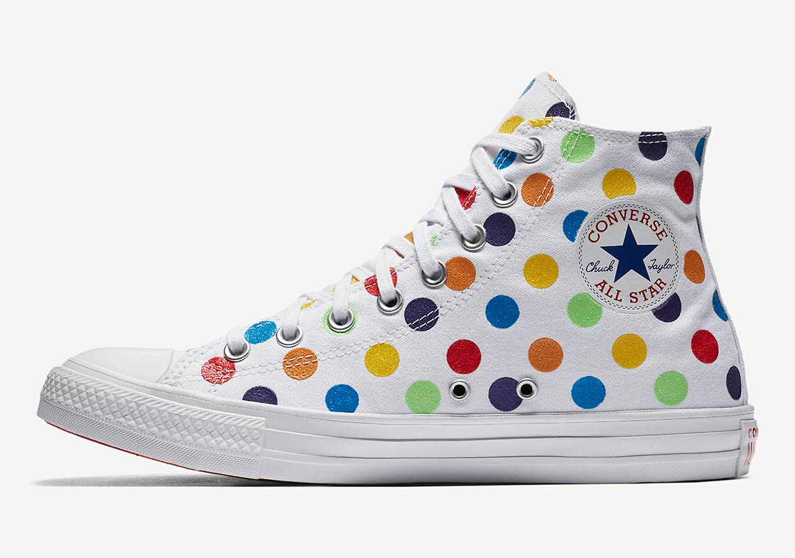 f1600ebeee1f Advertisement. Converse Pride x Miley Cyrus Chuck Taylor All Star High Top  AVAILABLE AT Nike