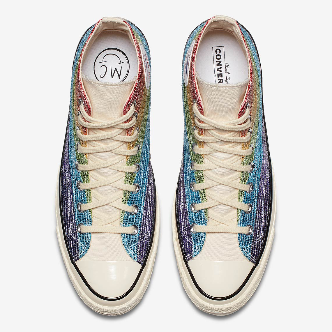 Miley Cyrus x Converse Pride Collection Available Now