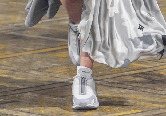 Polish Fashion Label MISBHV Unveils Reebok Collaboration At Runway Show