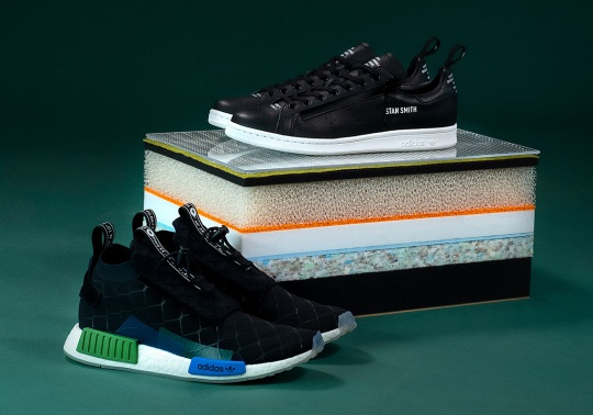 adidas Introduces The NMD TS1 With mita sneakers Collaboration