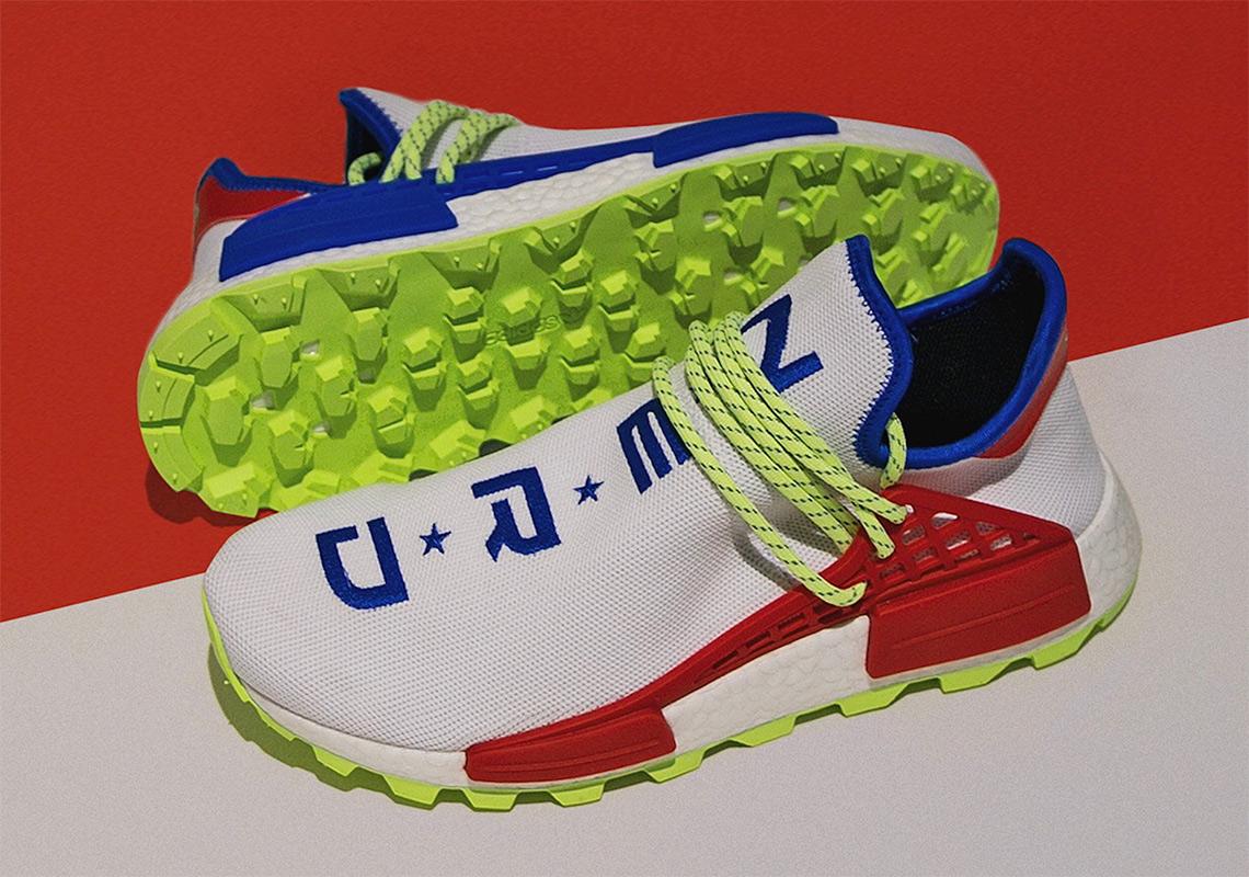 756c5d1a8 Pharrell x NERD x adidas NMD Hu