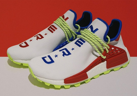 "Pharrell And N*E*R*D* To Release An Exclusive adidas NMD Hu ""Homecoming"" In Virginia Beach"