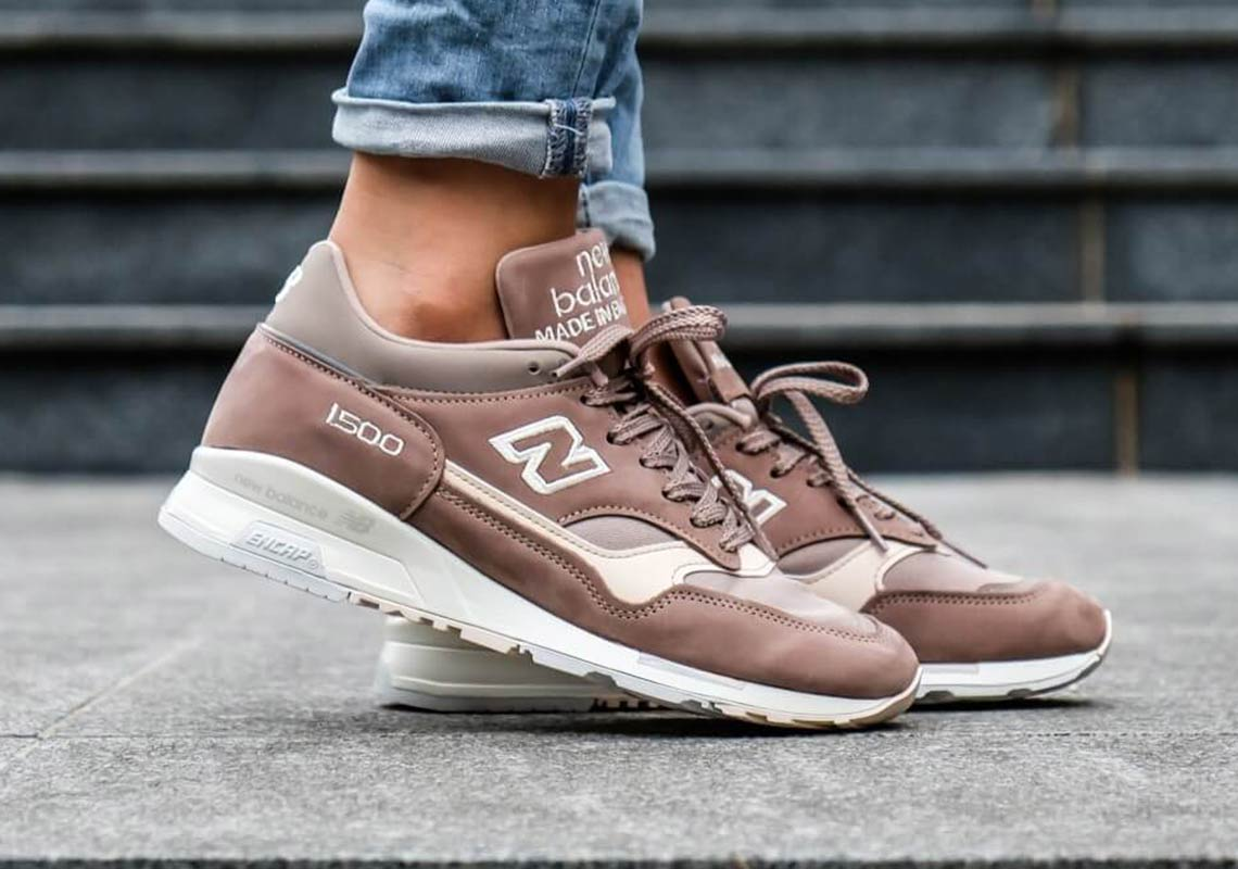New Balance 1500/991 Brown/Tan Available Now | SneakerNews.com