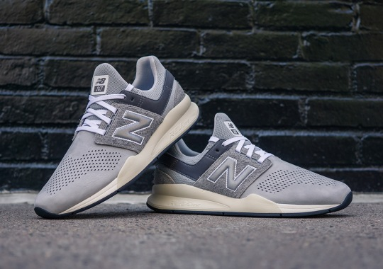 New Balance Introduces A Sequel To The 247 Called the V2