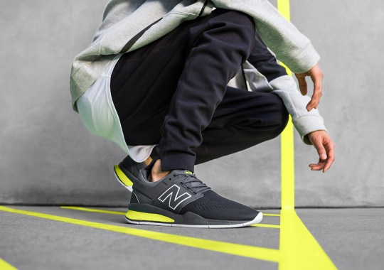 """New Balance Unveils The 247 v2 With The Colorful """"Tritium Pack"""""""