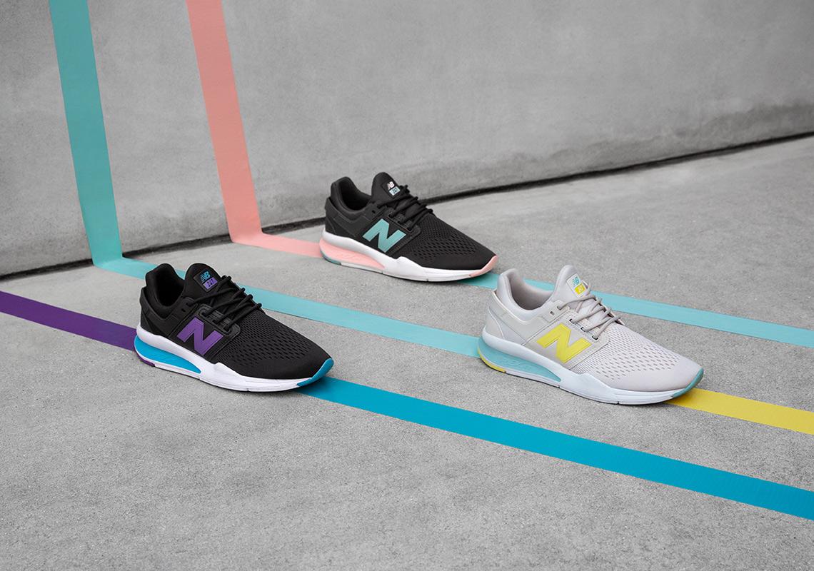 neue Sachen Offizielle Website großartige Qualität New Balance 247v2 Tritium Pack Release Date | SneakerNews.com