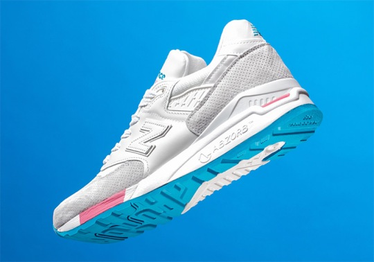 "New Balance 998 ""Cotton Candy"" Is Available Now"