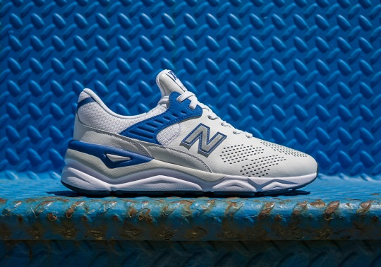New Balance Introduces The X-90
