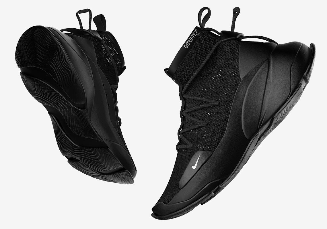 Nike ACG 3-D Printed Flyprint Concept Shoe | SneakerNews.com