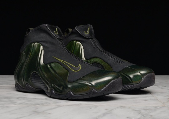 The Nike Air Flightposite One Makes A Surprise Return