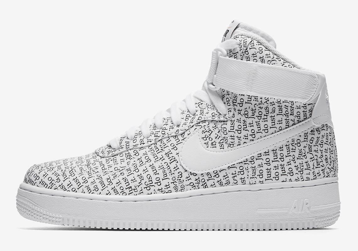 Air Just Nike 1 Force Do It Custom MqUzpGVS