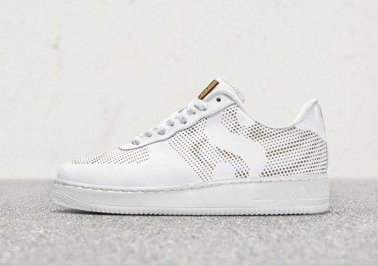 Nike Celebrates Serena Williams' Return To Wimbledon With Limited Air Force 1 iD Option