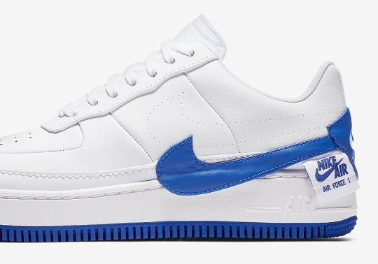 "The Nike Air Force 1 ""Jester"" Is Coming Soon In A Classic Royal"