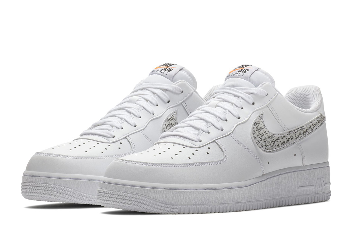 34654b0216 Nike Air Force 1 Low Just Dot It Pack | SneakerNews.com