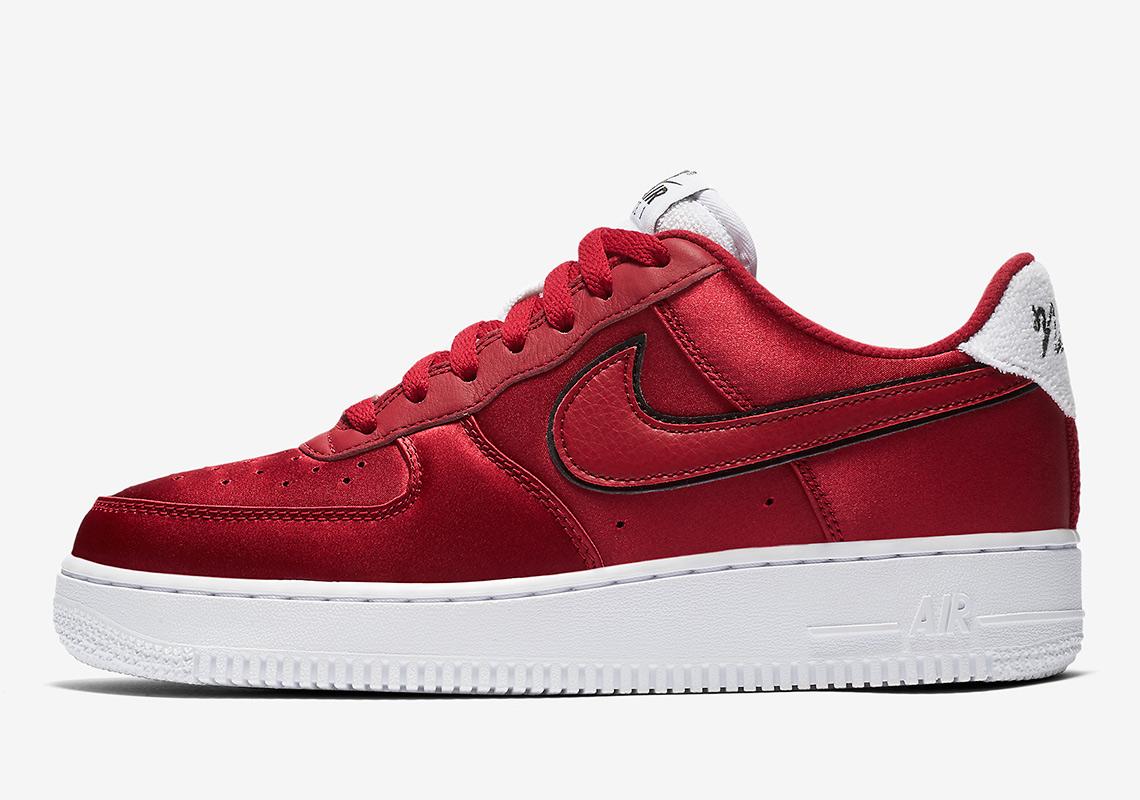 Nike Air Force 1 Low AA0287 602 + AA0287+103  