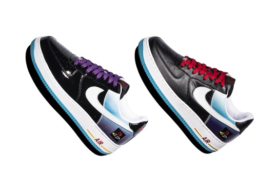 Nike Remembers The Playstation x Air Force 1 As Rumors Of New Release Continue
