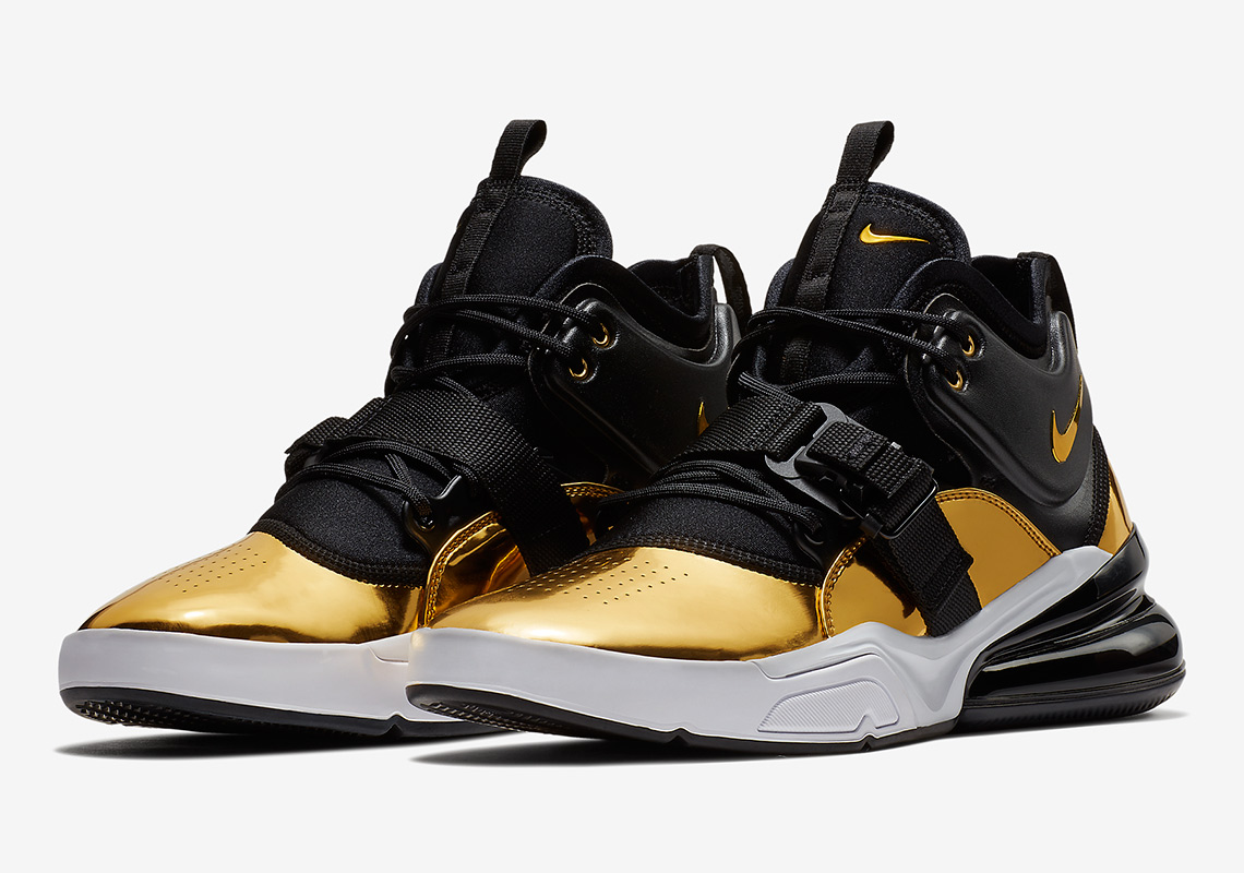 "73139ec8601ac Nike s ""Gold Standard"" Release Will Almost Conclude The Art Of A Champion  Pack"