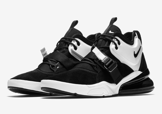 b8f6786df4ef2 The Nike Air Force 270 With Another Nod To Early 1990s Basketball